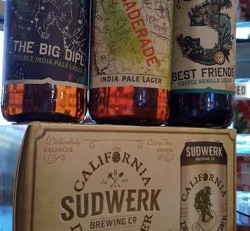 Sudwerk Brewing Company, Davis, California, Lager