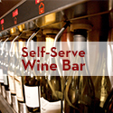 Self-Serve Wine Bar