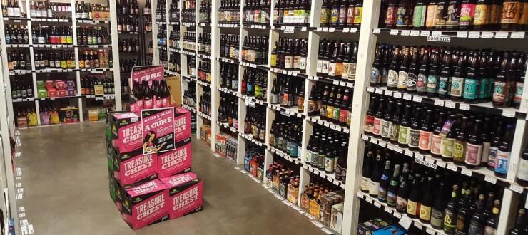 Holiday Wine Cellar Walk In Beer Cooler